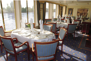 Hotelship restaurant Cezanne